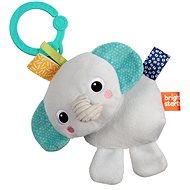 Hračka na C kroužku Friend for Me slon - Hračka pro nejmenší