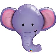 Foliový balónek, 89cm, slon - Balonky
