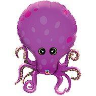 Foliový balónek, 95cm, chobotnice - Balonky
