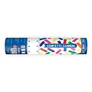 Konfety vystřelovací, 20cm, mix barev - Party doplňky