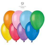 Nafukovací balónky, 21cm, mix barev, 20ks - Balonky