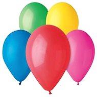 Nafukovací balónky, 26cm, mix barev, 100ks - Balonky
