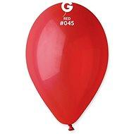 Nafukovací balónky, 26cm, tmavě červená, 10ks - Balonky