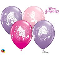 Nafukovací balónky, 30cm, Disney princezny, mix barev, 6ks - Balonky