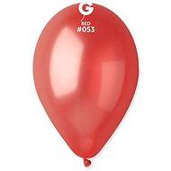 Inflatable Balloons, 30cm, Metallic Red, 10pcs - Balloons