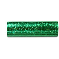 Serpentýny holografické, 3,8m, zelené, 18ks - Party doplňky
