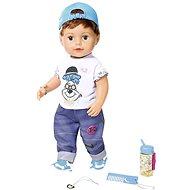 Starší bratříček BABY born Soft Touch, 43 cm - online balení - Panenka