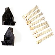 Carrera EVO 89107 Contact brushes and guide rails - Slot Car Track Accessories