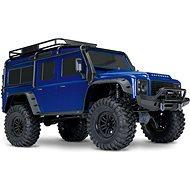 Traxxas TRX-4 Land Rover Defender 1:10 TQi RTR mod - RC auto na dálkové ovládání