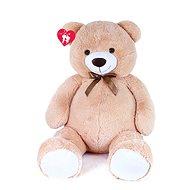 Rappa velký plyšový medvěd Felix s visačkou, 150 cm - Plyšový medvěd