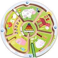 Haba Magnetický labyrint Farma - Vzdělávací hračka