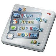 Haba Magnetická hra Abeceda - Vzdělávací hračka