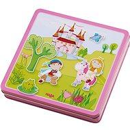Haba Magnetická hra Princezny - Vzdělávací hračka