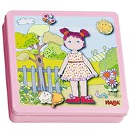Haba Magnetic game Doll Lilly - Educational toy