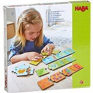Haba Přiřazovací hra Počítání - Vzdělávací hračka