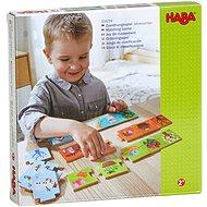 Haba Přiřazovací hra 4 roční období - Vzdělávací hračka