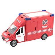 Auto hasiči - Auto