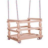Houpačka Baby dřevěná - Houpačka