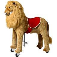 Mechanický jezdící lev Ponnie M Profi - Jezdící kůň