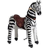 Mechanická jezdící zebra Ponnie Dixi M - Jezdící kůň
