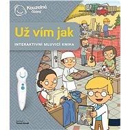 Kouzelné čtení Už vím jak - Kniha pro děti
