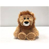 Hřejivý lev Mini - Hřejivý plyšák