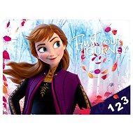 Desky na číslice MFP Disney (Frozen) - Školní desky