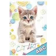 Desky na ABC MFP Kočka - Školní desky