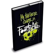 Desky na sešity MFP box A5 Fotbal - Školní desky