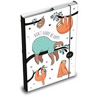 Notebooks MFP box A5 Sloth - School Folder