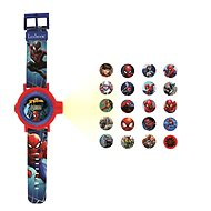 Lexibook Spider-Man Digitální hodinky s projektorem - Dětské hodinky