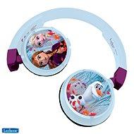 Lexibook Frozen Sluchátka s bezpečnou hlasitostí pro děti - Sluchátka
