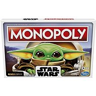 Monopoly Star Wars The Mandalorian The Child CZ version - Board Game