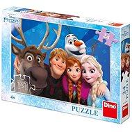 Frozen Selfie 24 Puzzle Nové - Puzzle