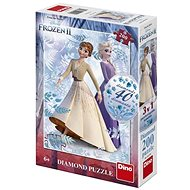 Frozen II 200 Diamond Puzzle Nové - Puzzle