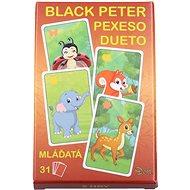 Černý Petr mláďata
