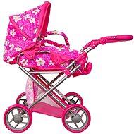 Stroller for dolls - deep 2in1 66 x 36 x 66 cm - Doll Stroller