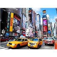 Malování podle čísel - Ulice v New Yorku 80x100 cm bez rámu a bez vypnutí plátna - Malování podle čísel