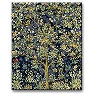Malování podle čísel - Květinový strom života - Malování podle čísel