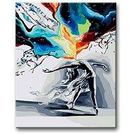Malování podle čísel - Tanec v bouři - Malování podle čísel