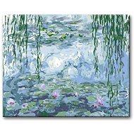 Malování podle čísel - Lekníny (C.Monet) - Malování podle čísel