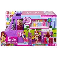 Herní set Barbie pojízdná restaurace