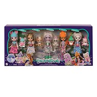 Enchantimals 5ks zimní panenka se zvířátkem  - Panenky