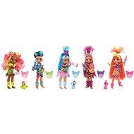 Cave club panenka s dino zvířátkem - Figurky
