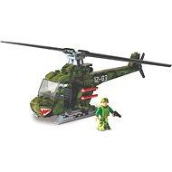 Mega Bloks Vojenská helikoptéra - Stavebnice