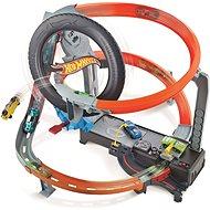 Hot Wheels Motorizovaný set - Autíčko pro autodráhu