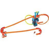 Autodráha Hot Wheels Track builder motorizovaný set