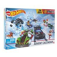 Hot Wheels Adventní kalendář - Adventní kalendář