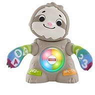 Fisher-Price Linkimals Smooth Moves Sloth CZ - Interactive Toy