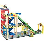 Domeček pro panenky Mega Ramp Racing Set